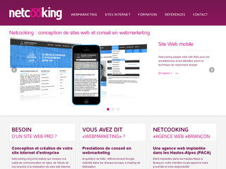 L'agence web Netcooking
